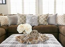 Sofa Pillows Decorative Sets Brown 3d Image by Did Some Say Pillows Oh Yeah I Ve Got A Lot Of Those I