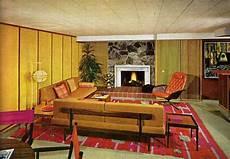 1970s Interior Design Style 1970 S Home Home Interior Design 70s Decor Retro Home