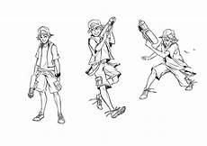 Character Design Sketches Character Design Amp Character Sketches On Behance