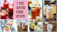 7 best summer drink recipes favehealthyrecipes com