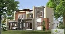 Kerala Home Design Software Modern House Design Kerala House Design Flat Roof House