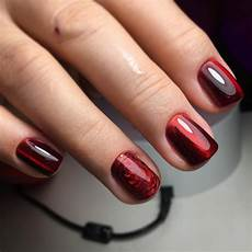 Burgundy And Black Nail Designs Amazing Designs For Burgundy Nails 2018 Fashionre
