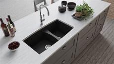 Faucets For Kitchen Sinks 33 Quot Granite Composite Undermount Bowl Kitchen Sink