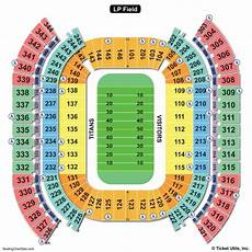 Shorts Stadium Seating Chart Nissan Stadium Seating Chart Seating Charts Amp Tickets