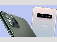Apple iPhone 11 Pro/Pro Max vs. Samsung Galaxy S10/S10