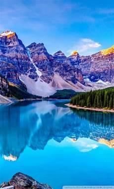 Nature 4k Wallpaper For Tablet by Nature Mountains Blue Lake 4k Hd Desktop Wallpaper For