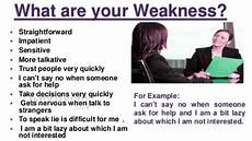 Sample Weaknesses For Interview What Are Your Strengths And Weaknesses By Microsoft