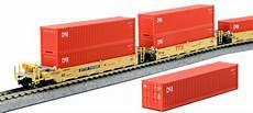 ttx railroad n scale gunderson maxi i well cars precision railroad models