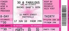 Ticket Invite Template Free Concert Ticket Invitations Template Free Ticket Template