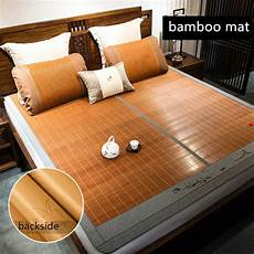 bamboo mat summer sleeping cool bed mat floor mat