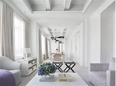 luxury living room with modern floor ls in new york city