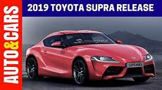 2019 toyota supra news 2019 toyota supra price news features release date and