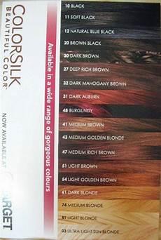 Revlon Hair Color Chart Revlon Colorsilk Hair Dye Review In Burgundy 48 Box