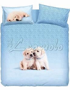 piumone bassetti singolo copripiumino singolo bassetti soft dogs in puro cotone