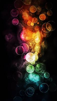 iphone 6 wallpaper bubbles colorful bokeh bubbles effect iphone 6 wallpaper hd free