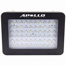 Horticultural Led Grow Lights Walmart Apollo Horticulture Gl100led Full Spectrum 300w Led Grow