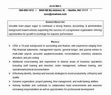 Accounting Objective Resume 61 Resume Objectives Pdf Doc Free Amp Premium Templates