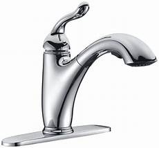 Menards Kitchen Faucets Tuscany 174 Brooksville One Handle Pull Out Kitchen Faucet