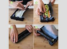 How it works: Easy sushi maki maker