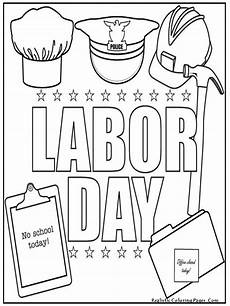 Printable Coloring Pages For Seniors Labor Day Coloring Pages For Preschool And