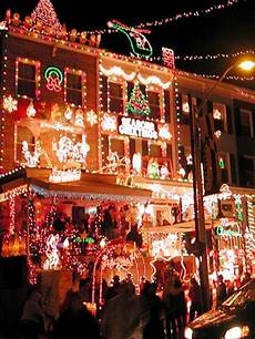 Hampden Md Christmas Lights Baltimore 34th Street Christmas Lights Directions