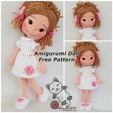 amigurumi doll naz free crochet pattern amigurumi