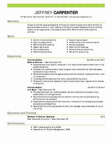 Internal Resume Template Resume Samples For Every Job Title Amp Industry Resume Now