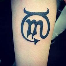 Scorpio And Taurus Designs Taurus And Scorpio Google Search Taurus Tattoos
