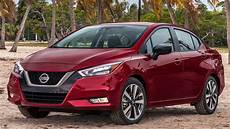 nissan versa sedan 2020 nissan versa gets much needed redesign for 2020 consumer