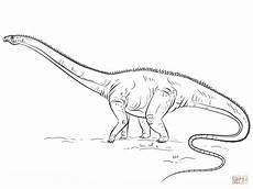 diplodocus dino coloring malvorlage dinosaurier