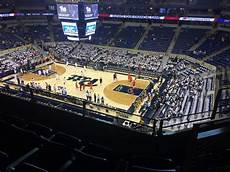 Cbu Event Center Seating Chart Petersen Events Center Home Of Pittsburgh Panthers