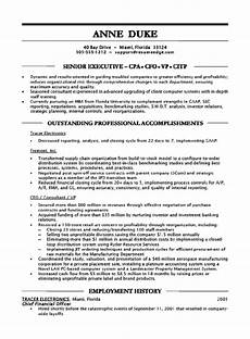 Chief Financial Officer Resume Chief Financial Officer Resume 2
