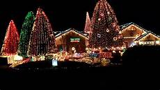 Wizards In Winter Christmas Lights House Christmas Light Show Trans Siberian Orchestra Wizards In