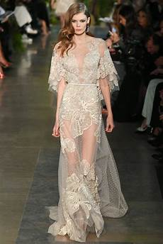 runway report couture fashion week elie saab