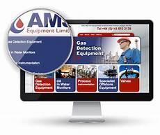 Ams Web Design Ams Equipment Web Designers East Kilbride