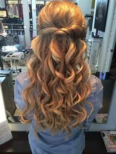 hair half up half prom half up half hair by graciela prom hairstyles