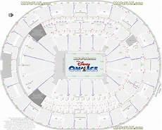 Cirque Orlando Seating Chart Orlando Amway Center Disney On Ice Show Seating