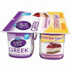 Dannon Light And Fit Strawberry Cheesecake Yogurt Nutrition Dannon Light Amp Fit Greek Strawberry Cheesecake Nonfat