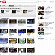 You Tube Web Page How To Switch Back To Youtube S Old Page Design Ghacks