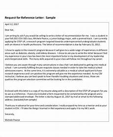 How To Thank Someone For Writing A Letter Of Recommendation Free 9 Sample Reference Thank You Letter Templates In Ms