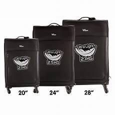 Ultra Light Suitcase Buy Light Luggage Ultra Light Suitcase Black At Home