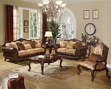 radbourne traditional brown floral sofa loveseat in