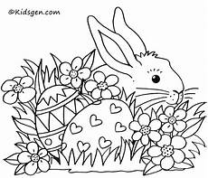 easter coloring page for images to color