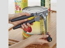 7 Best Can Openers 2019   Electric, Stainless Steel, Under