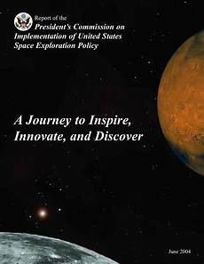 Chart Of Space Exploration Vision For Space Exploration Wikipedia
