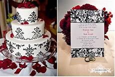black and white wedding theme with red accent black and white wedding with red accents wedding fashion