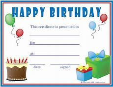Free Printable Birthday Certificates 28 Cool Printable Gift Certificates Kitty Baby Love