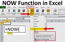 Excel Function Definition Now Function In Excel Formula Examples How To Use Now