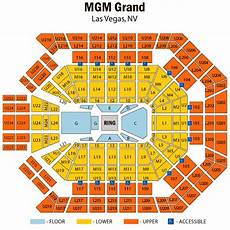 Mgm Grand Las Vegas Arena Seating Chart Mgm Grand Garden Arena Las Vegas Tickets Schedule