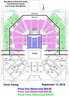 Pan Am Center Las Cruces Seating Chart Chris Young Losing Sleep World Tour Experience Pan Am